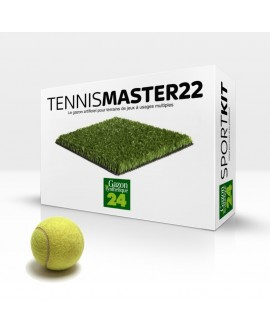 Gazon Synthétique Tennis Master 22